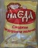 Изделия крупяные экструдированные палочки кукурузные сладкие - Product