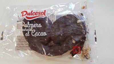 Palmera bañada al cacao - Product - es