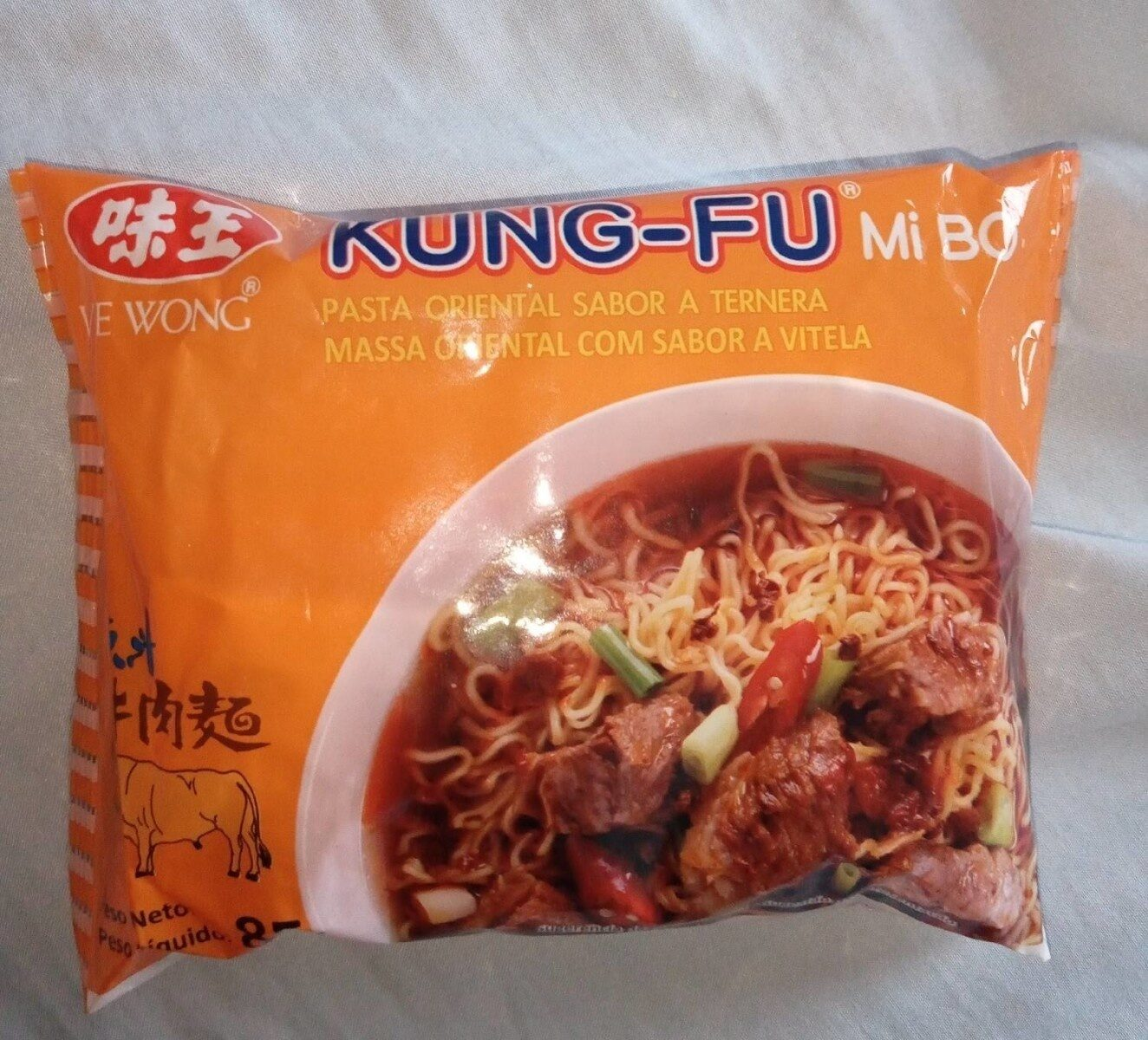 Sopa china - Producte - es
