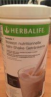 Herbalife Formula 1 bisquit - Product - fr