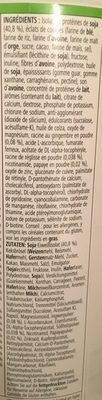 Herbalife Formula 1 bisquit - Ingredients - fr