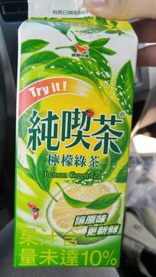 檸檬綠茶 - Product - zh