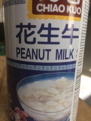 Peanut milk soup - Product - en