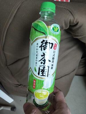 綠茶 - Produit
