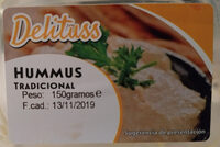 Hummus Tradicional - Producto