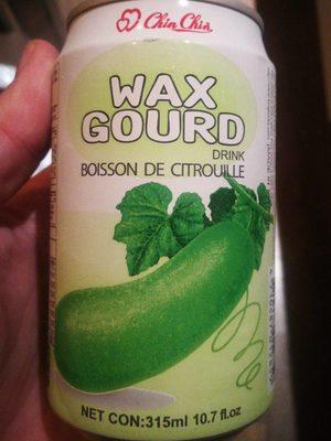 Wax Gourd drink-Boisson de citrouille - Product