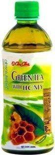 Green Tea, Honey - Product - en