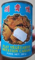 Fleischersatz für Ente - Product - fr