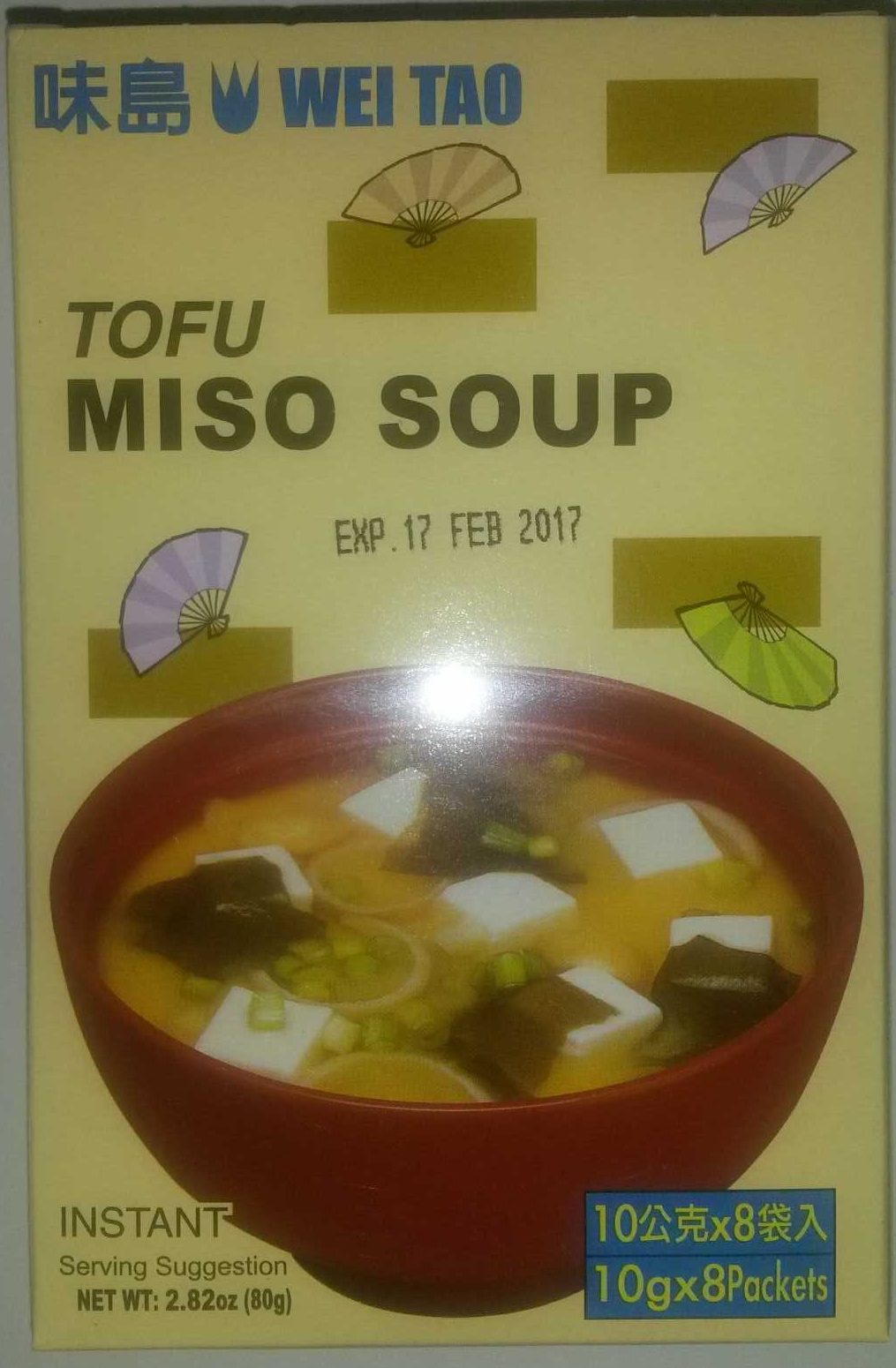 Soupe Miso - Product - fr