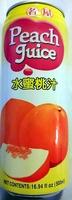 Peach Juice - Product
