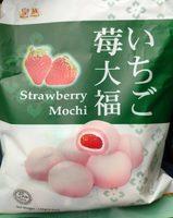 Royal Family Strawberry Mochi 120GM - Product - fr