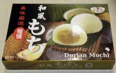 Durian Mochi - Product