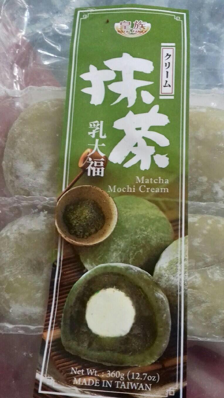 Matcha Mochi Cream - Produit - fr
