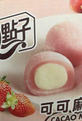 Mochi de fresa - Produit