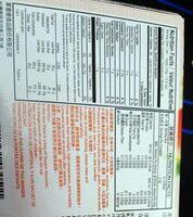 Mochi de fresa - Informations nutritionnelles