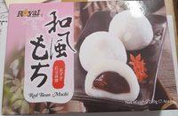 Red Bean Mochi - Produit - fr