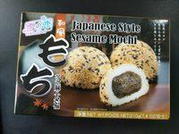 Japane Style Sesame Mochi - Produkt