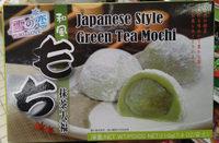 Japanese Style Green Tea Mochi - Product - en