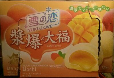 Mango Mochi - Product