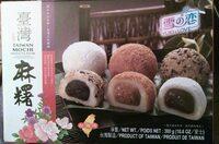 Taiwan mochi mixed flavor - Produit - fr