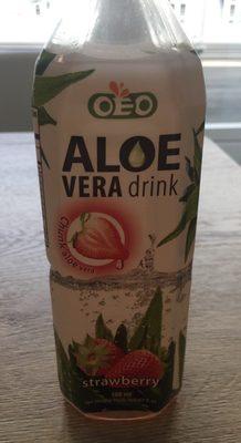 Aloe Vera Drink Strawberry - Produit