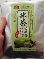 Green tea pudding powder - Product