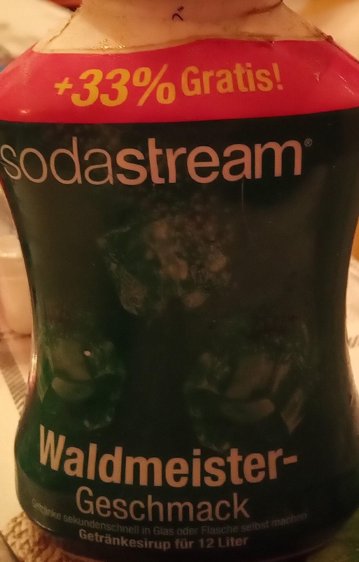 SodaStream Waldmeister-Geschmack - Product - de