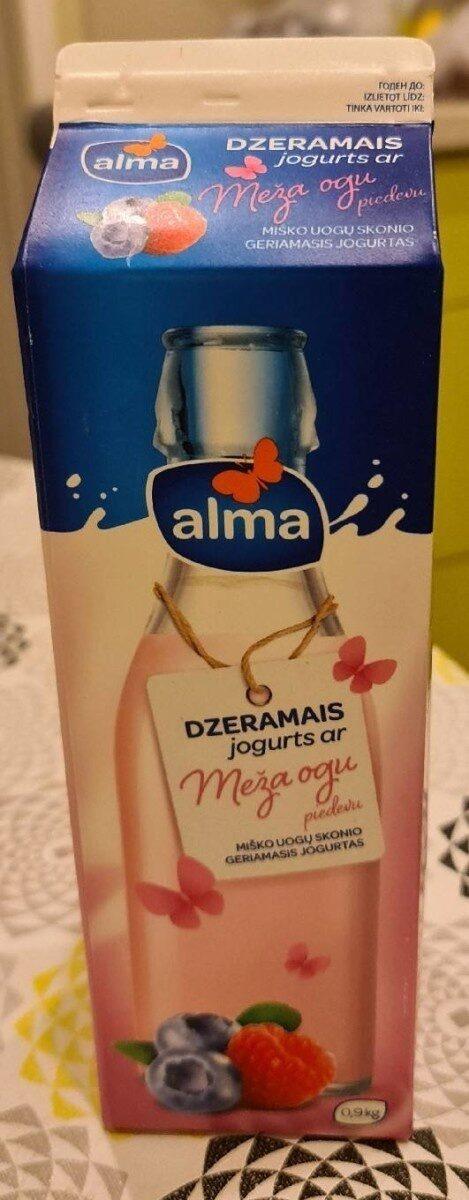 Alma drinking yogurt - Prodotto - fr