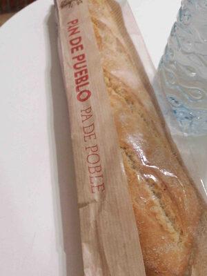 Pan de pueblo - Producto - es