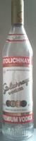 Stolichnaya Vodka - Product