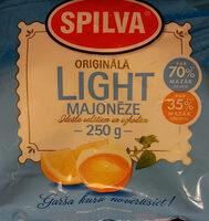 Oriģinālā Light majonēze - Product - lv