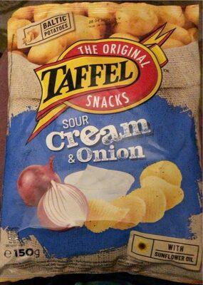 Sour cream & onion - Produktas - fr