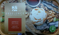 Valriekstu saldējums ar kļavu sīrupu - Product - lv