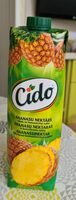 Cido pineapple nectar - Prodotto - fr