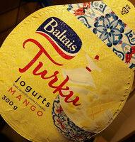 Turku jogurts. Mango - Product - lv