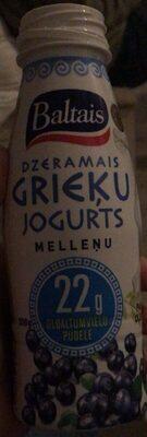jogurt grecque - Prodotto - fr