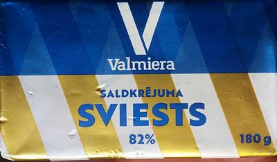 82% saldkrējuma sviests - Product - lv