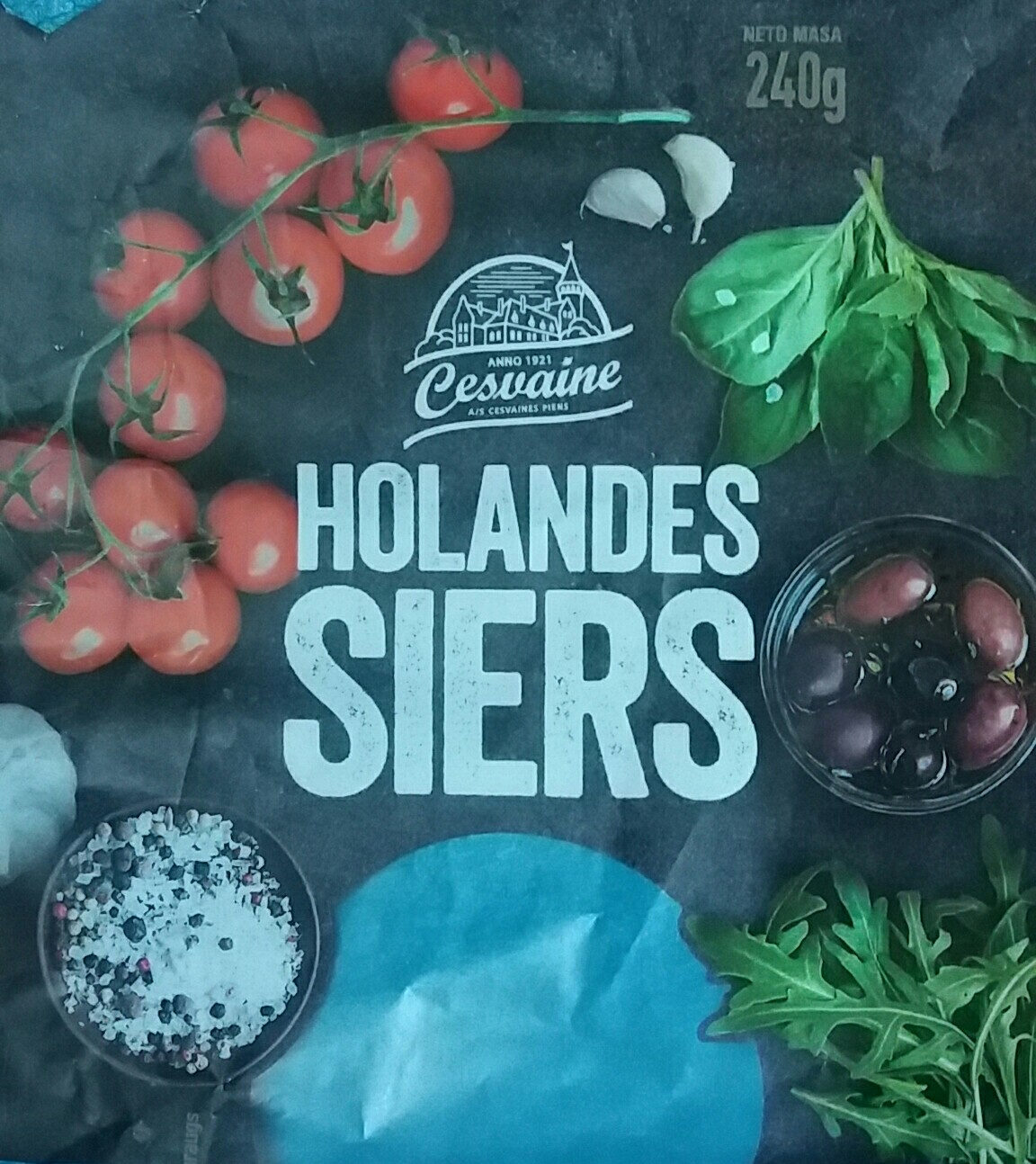 45% Holandes siers - Produit - lv