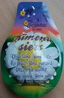 Ķimeņu siers - Produit - lv