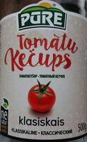 Tomātu kečups Klasiskais - Product - lv