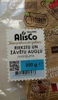 Riekstu un žāvētu augļu maisījums - Prodotto - lv