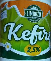 2.5% kefīrs - Produit - lv