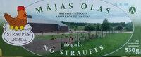 Mājas olas no Straupes, A - Product - lv