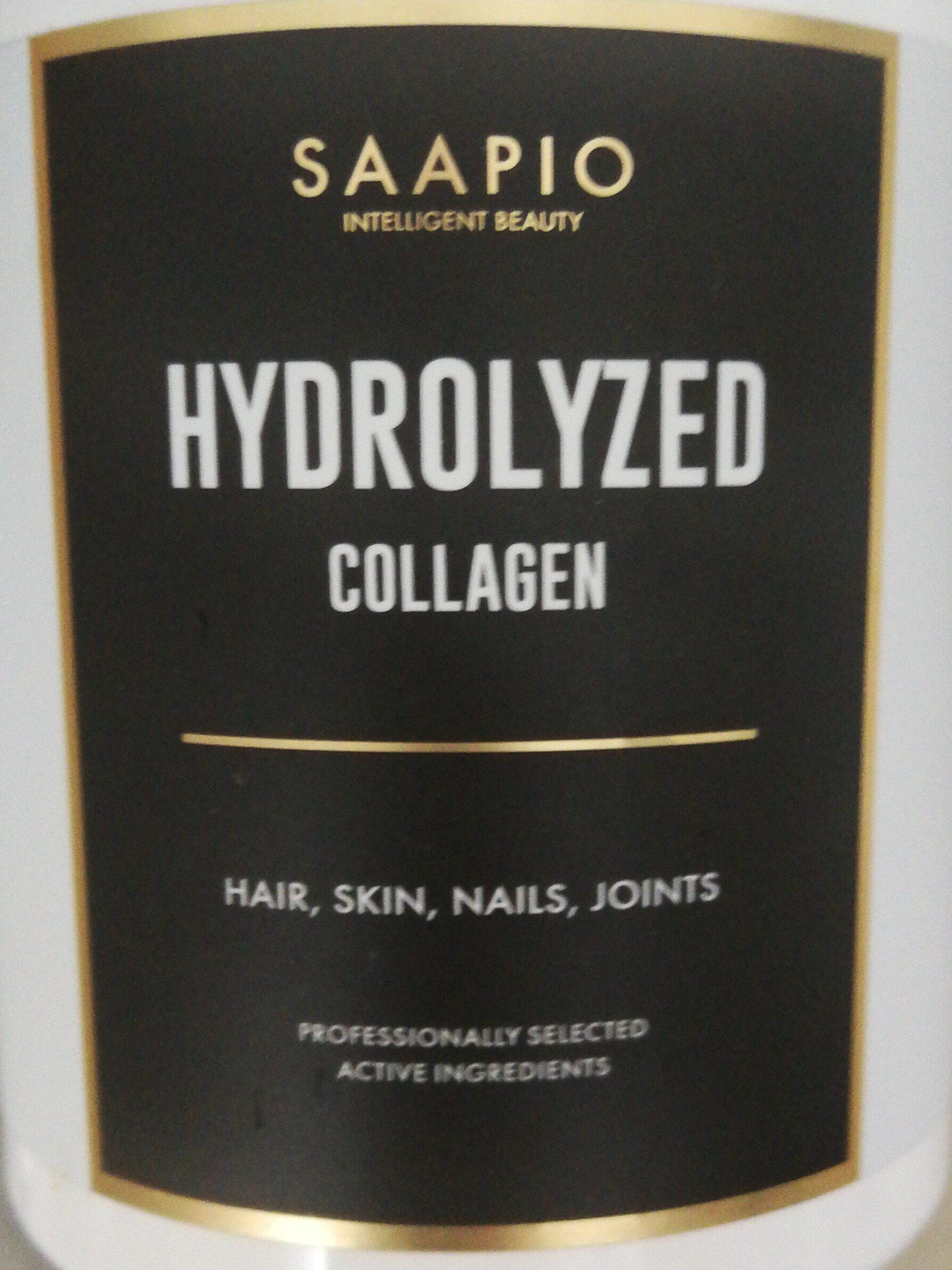 Saapio - Ingrediënten - en