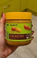 Rimi Crunchy peanut butter - Prodotto - lv