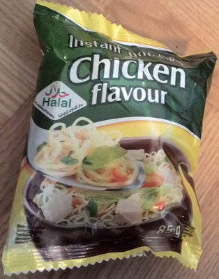 Kauno Grūdai Instant noodles Chicken flavour - Product