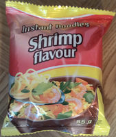 Kauno Grūdai Instant noodles Shrimp flavour - Product - sv