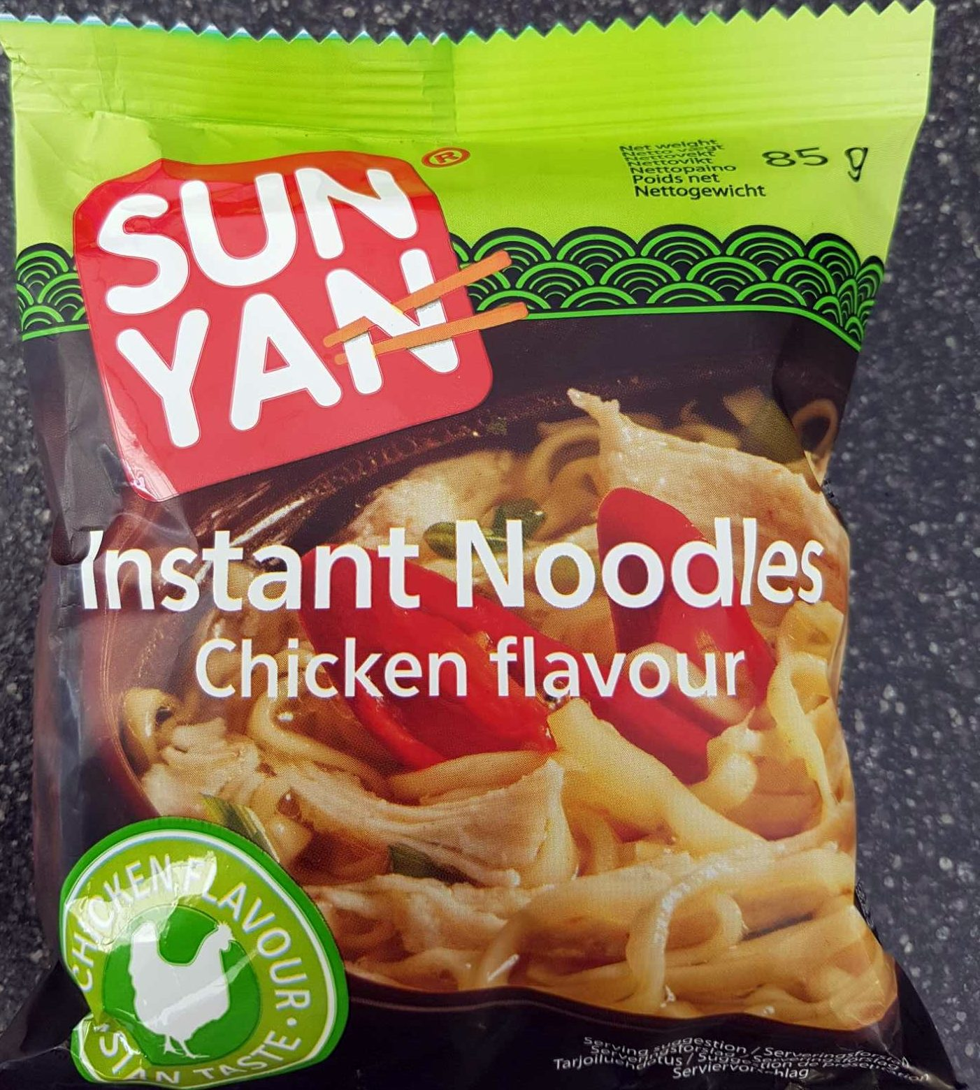 Instant Noodles Chicken flavour - Product