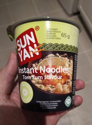 Instant Noodles Tom Yum flavour - Product - en