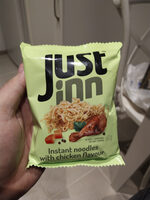 instant noodles with chicken flavour - Produktas - en